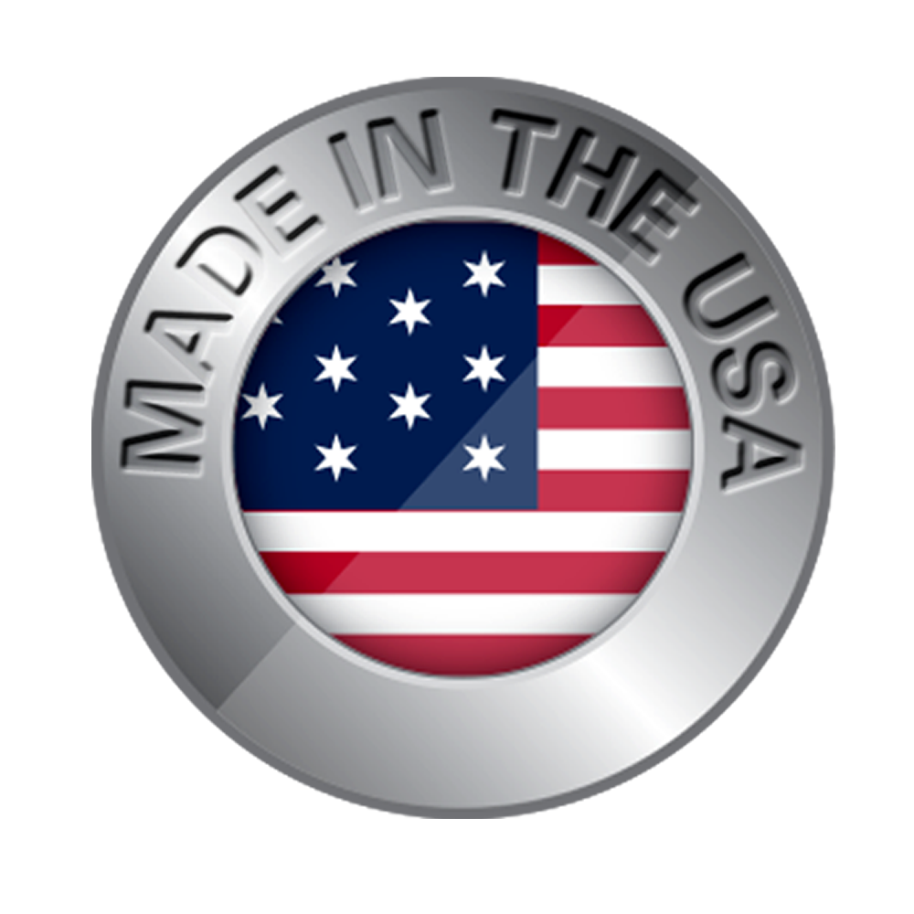Made in the U.S.A. seal