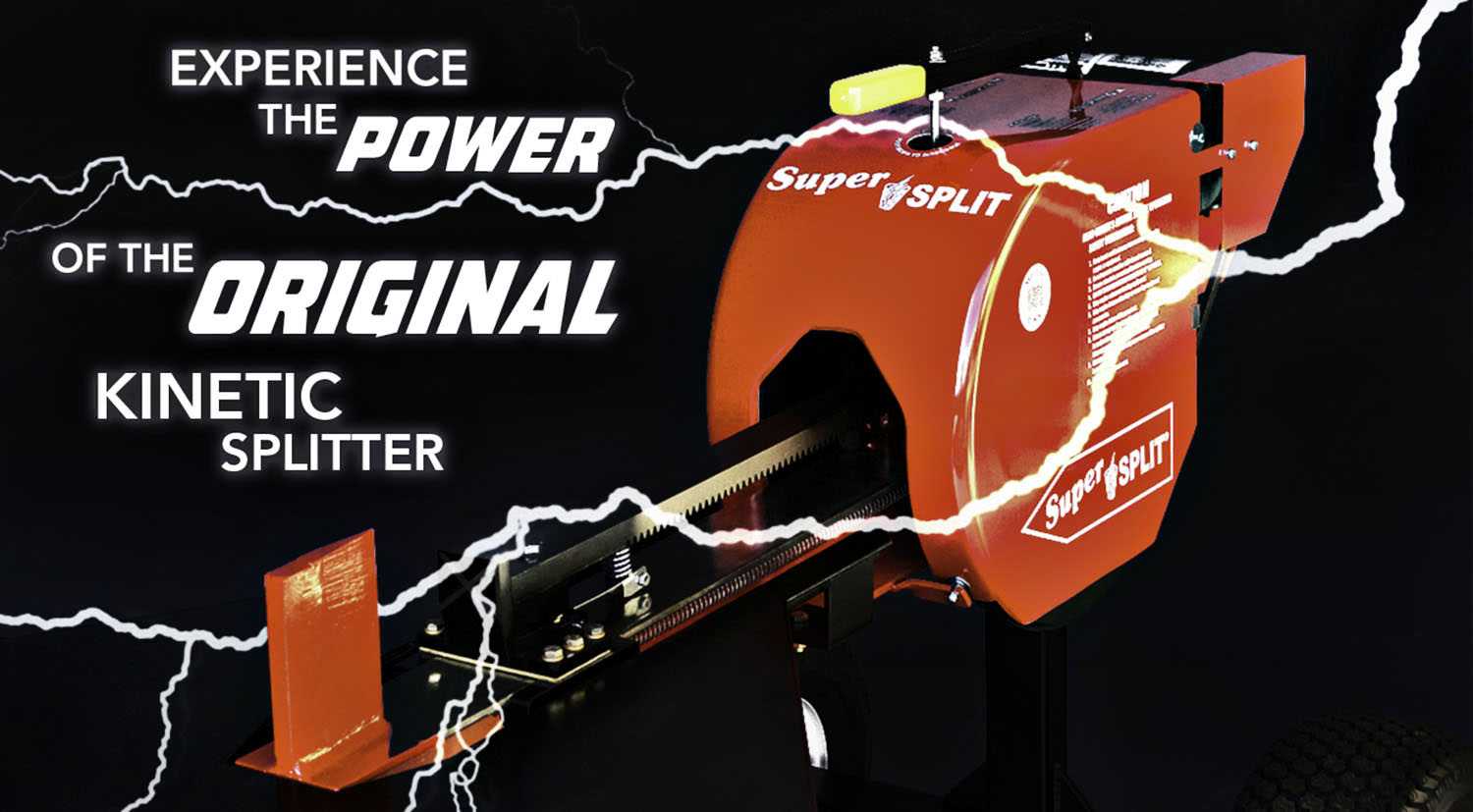 Experience the Power of the Original Kinetic Splitter